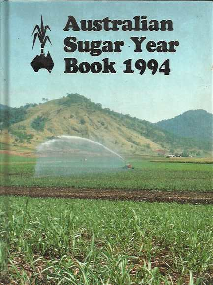 Australian Sugar Year Book 1994