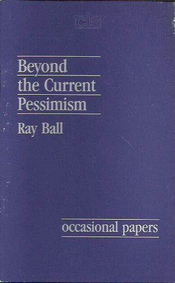 Beyond the Current Pessimism