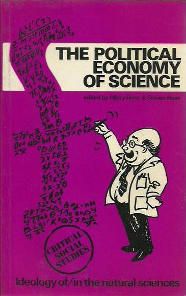 The Political Economy of Science