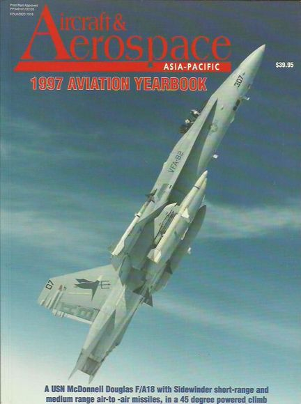 Aircraft & Aerospace Asia-Pacific 1997 Aviation Yearbook