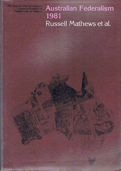 Australian Federalism: 1981