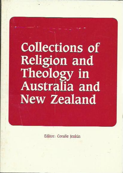 Collections of Religion and Theology in Australia and New Zealand