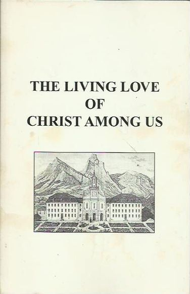 The Living Love of Christ Among Us: The History of the Sisters of Mercy of the Holy Cross. Part I - The Founding Era, 1845-1888