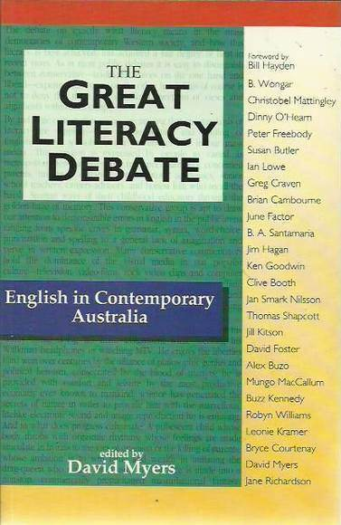 The Great Literacy Debate: English in Contemporary Australia