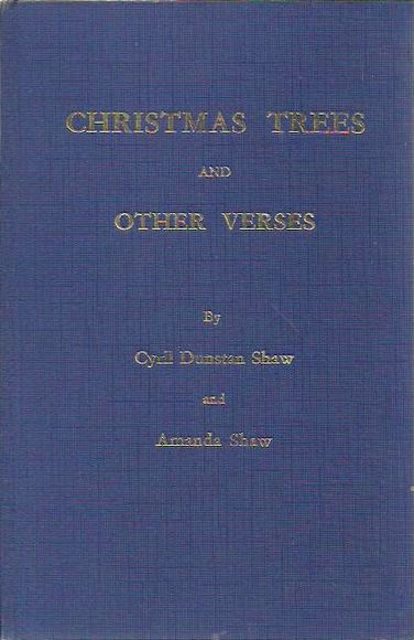 Christmas Trees and Other Verses