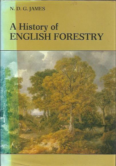 A History of English Forestry