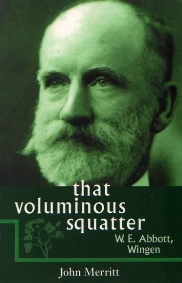 That Voluminous Squatter: W.E. Abbott, Wingen