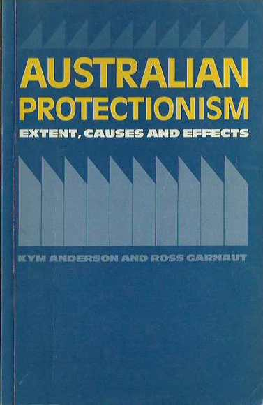 Australian Protectionism: Extent, Causes and Effects