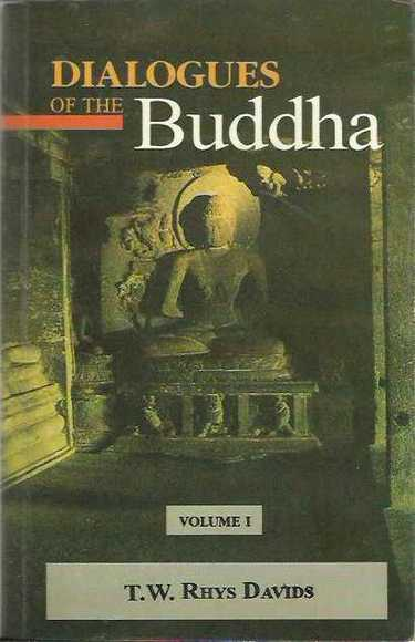 Dialogues of the Buddha. 3 Volumes