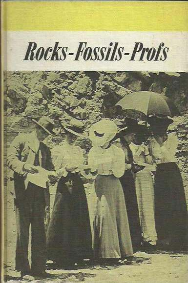 Rocks - Fossils - Profs: Geological Sciences in the University of Sydney 1866 - 1973