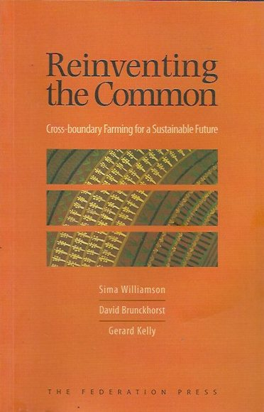 Reinventing the Common: Cross-Boundary Farming for a Sustainable Future