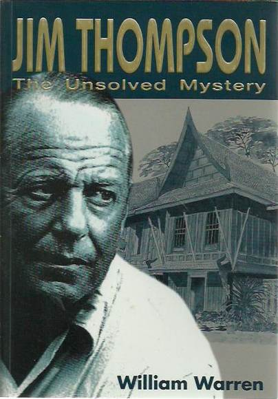 Jim Thompson: The Unsolved Mystery