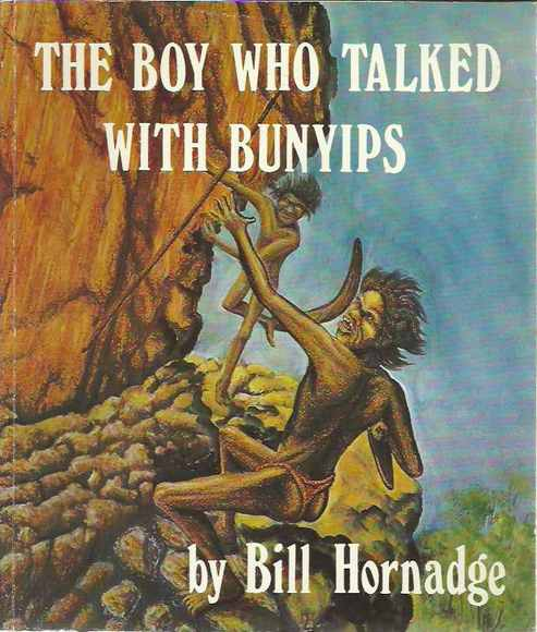 The Boy Who Talked with Bunyips