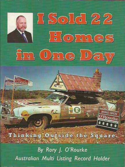 I Sold 22 Homes in One Day: Thinking Outside the Square