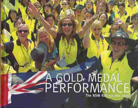 A Gold Medal Performance: The NSW Rail success story
