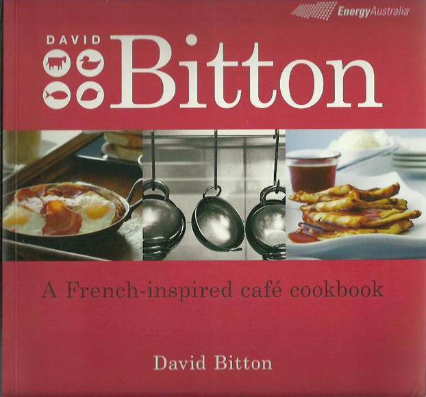 David Bitton: A French-inspired cafe cookbook