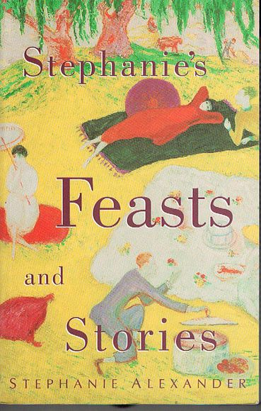 Stephanie's Feasts and Stories