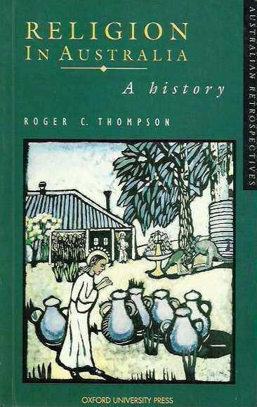 Religion in Australia: A History
