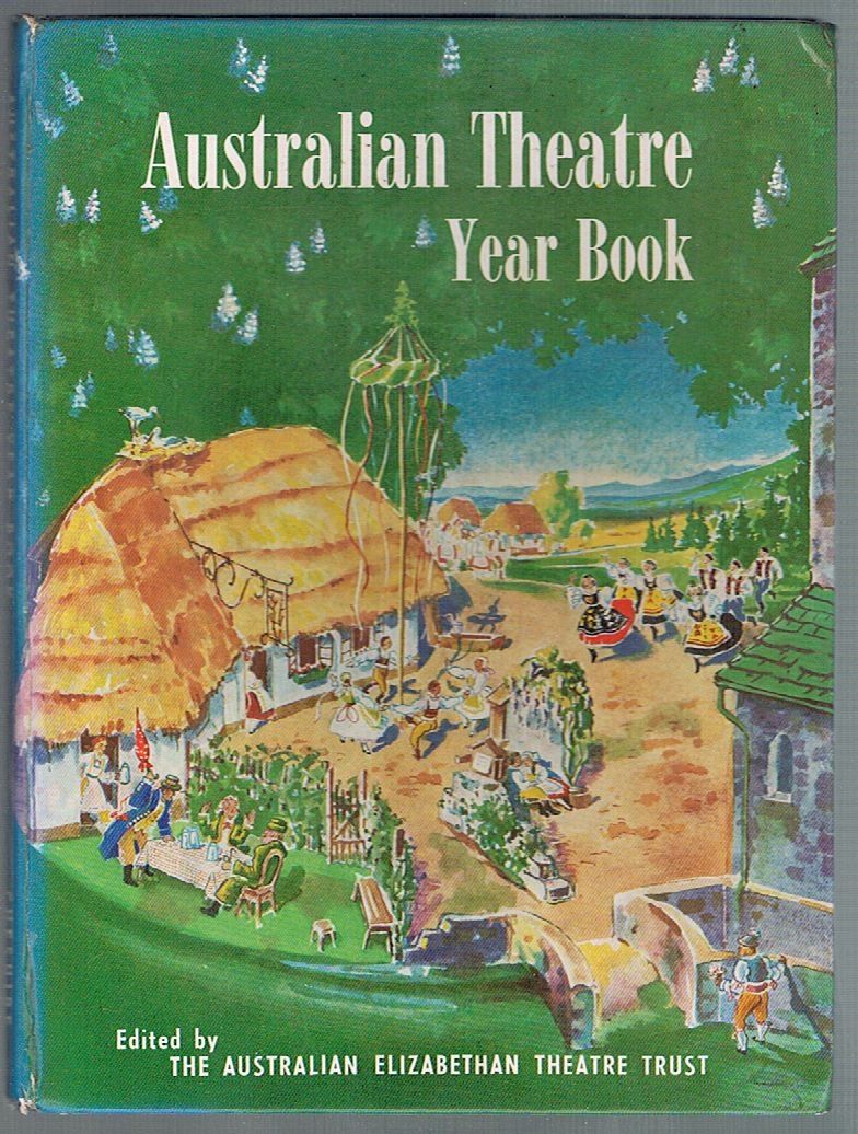 Australian Theatre Year Book