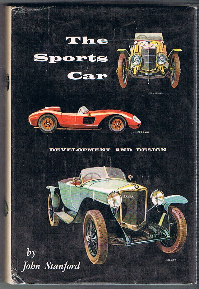 The Sports Car: Development and Design