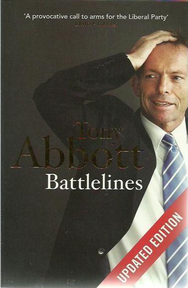 Battlelines. Updated Edition. Signed