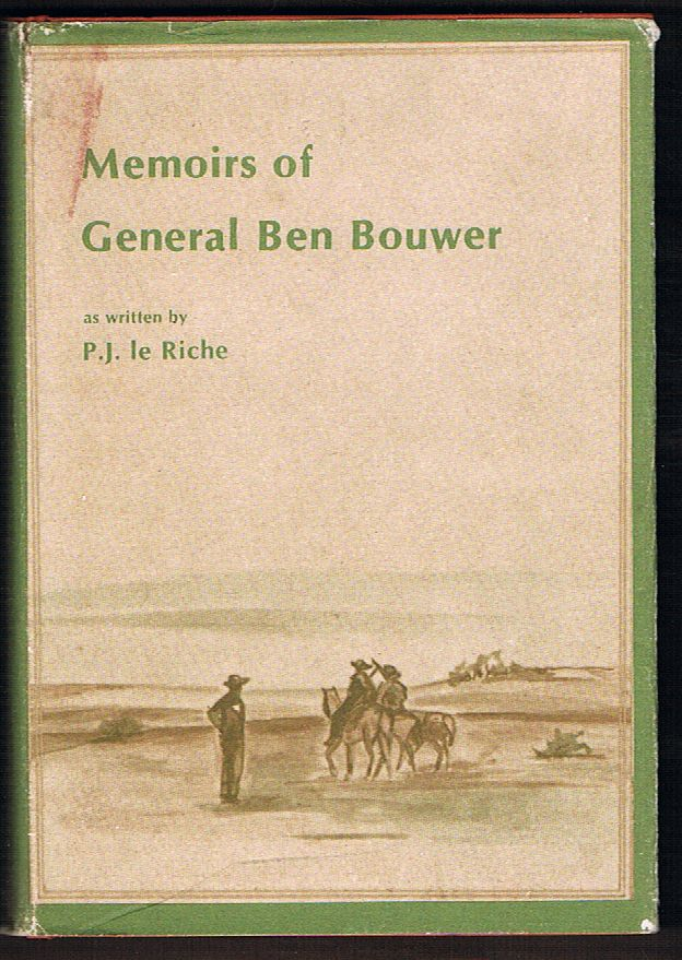 Memoirs of General Ben Bouwer