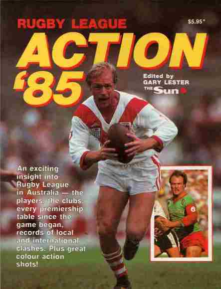 Rugby League Action \'85