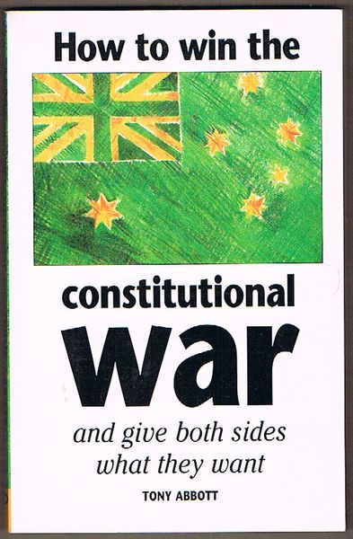 How to Win the Constitutional War and Give Both Side What They Want