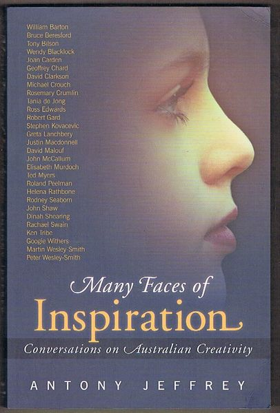 Many Faces of Inspiration: Conservations on Australian Creativity