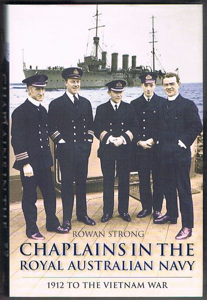 Chaplains in the Royal Australian Navy: 1912 to the Vietnam War