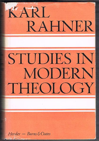 Studies in Modern Theology