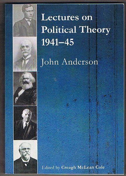 Lectures on Political Theory 1941-45