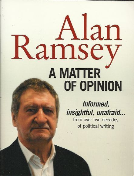 A Matter of Opinion: Informed, insightful, unafraid... From over two decades of political writing