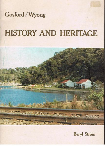 Gosford/Wyong: History and Heritage
