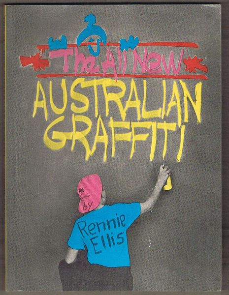 All New Australian Graffiti