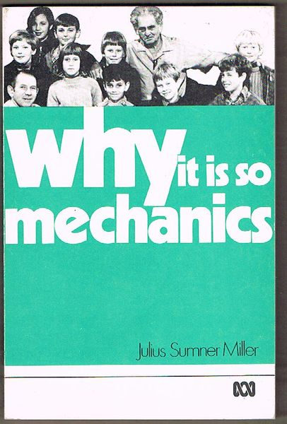 Why is it So - Mechanics