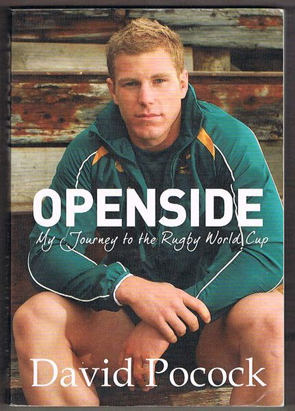Openside: My Journey to the Rugby World Cup