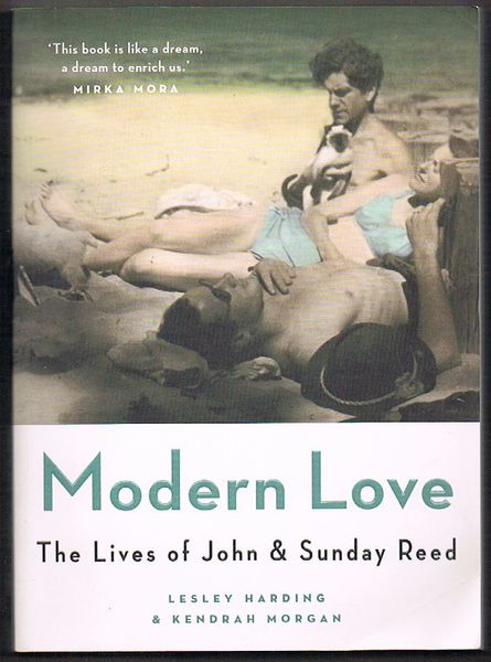 Modern Love: The Lives of John & Sunday Reed