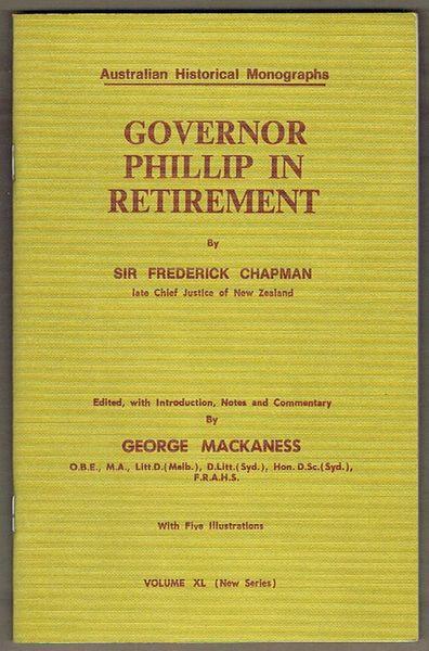 Governor Phillip in Retirement