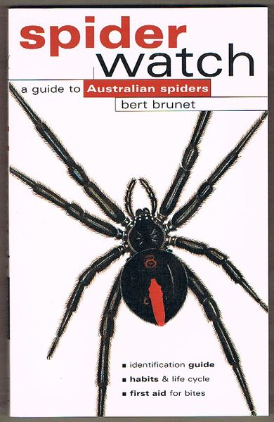 Spider Watch: A Guide to Australian Spiders