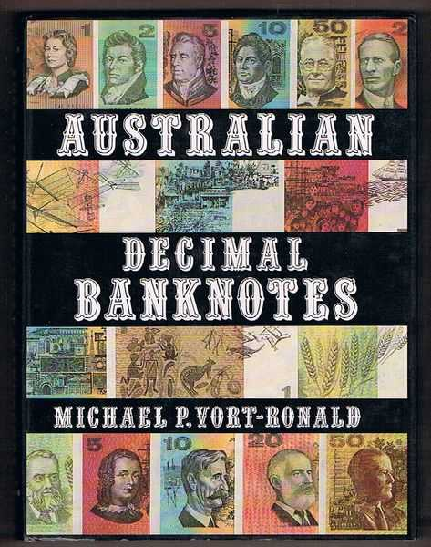 Australian Decimal Banknotes. First Edition