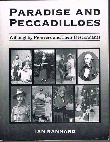 Paradise and Peccadilloes: Willoughby Pioneers and Their Descendants