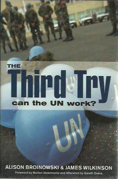 The Third Try: Can the UN Work?