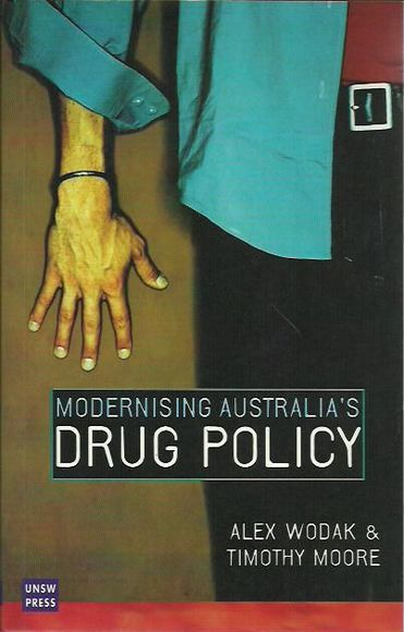 Modernising Australia's Drug Policy