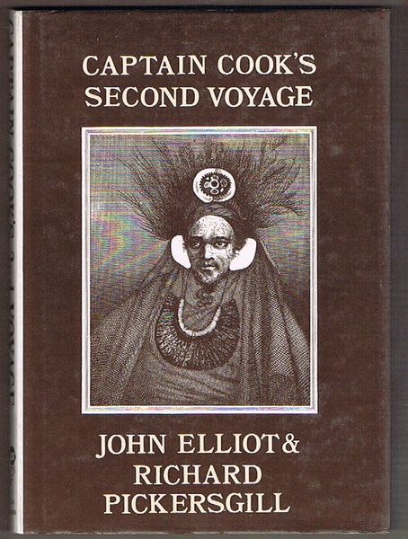Captain Cook's Second Voyage: The Journals of Lieutenants Elliott and Pickersgill