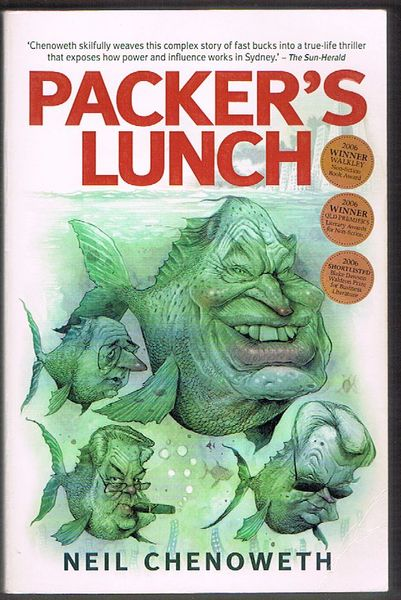 Packer's Lunch: A Rollicking Tale of Swiss Bank Accounts and Money-Making Adventurers in the Roaring '90s