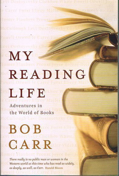 My Reading Life: Adventures in the World of Books