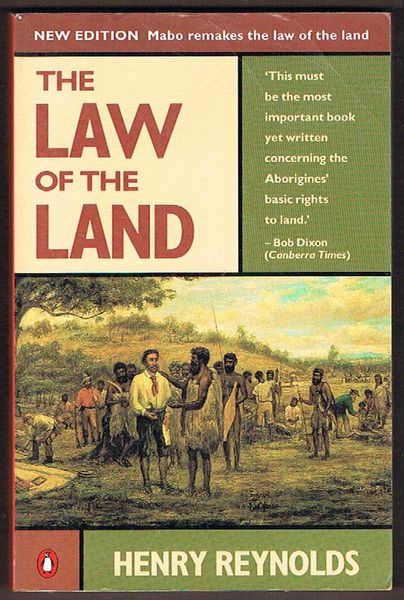 The Law of the Land. Second Edition