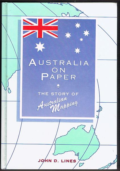 Australia on Paper: The Story of Australian Mapping