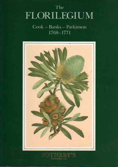 The Florilegium: Cook - Banks - Parkinson 1768-1771